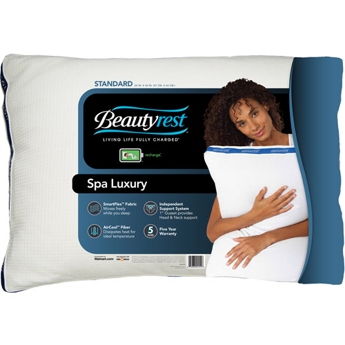 Beautyrest Spa Luxury Pillow