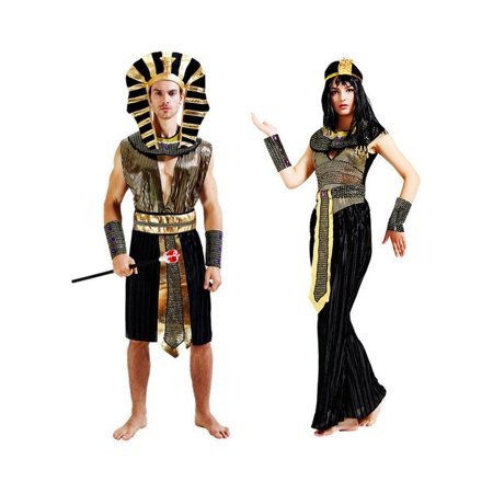 Couple's Egyptian Costume - Simple Egyptian Costume
