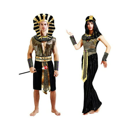 Couple's Egyptian Costume