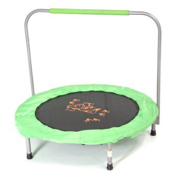 Skywalker Trampolines 36-Inch Bouncer Trampoline, Green
