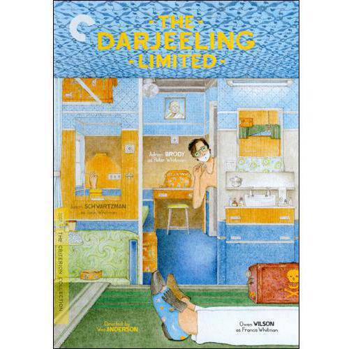 The Darjeeling Limited (Criterion Collection) (Widescreen, LIMITED)