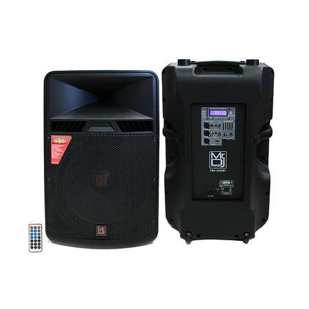 Mr. Dj PBX5000BT Channel PA System…