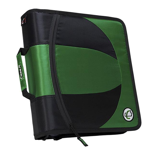 Dual Ring Binder, 1.50 in. - Green