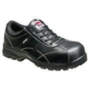 Women's Leather Composite Safety Toe Stylish Work Shoe