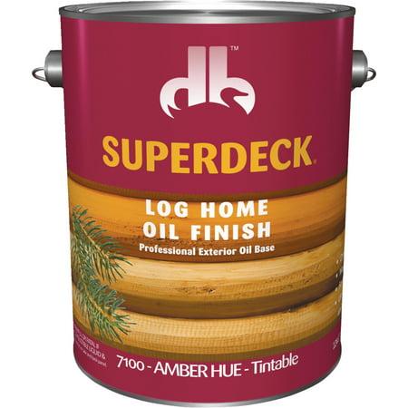 SUPERDECK OIL AMBER 1G (Superdeck Wood)