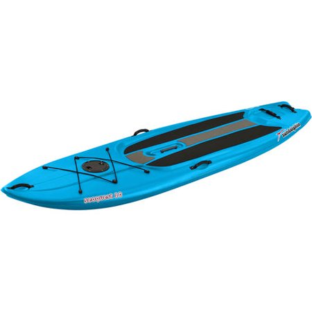 Sun Dolphin Seaquest 10 SUP Ocean, Includes Paddle