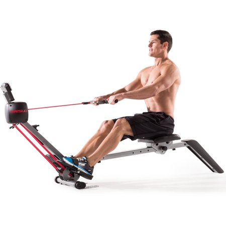 Weslo Flex 3.0 Rower with Integrated Upper Body Workout