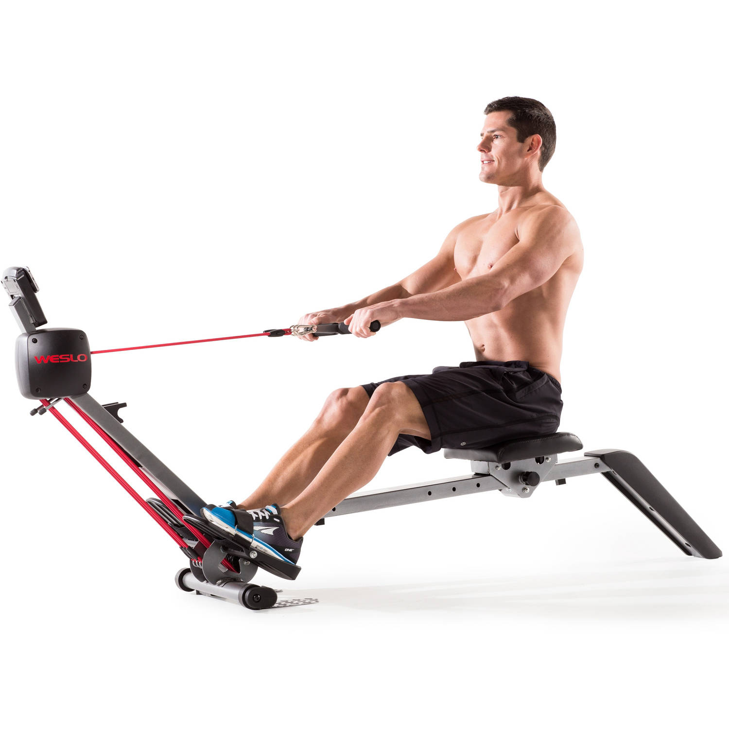 Weslo Flex 3.0 Rower with Integrated Upper Body