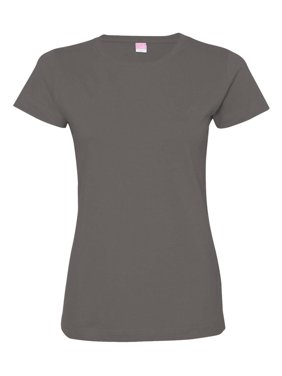 b37ee17b20 Product Image LAT T-Shirts Women s Fine Jersey Tee 3516