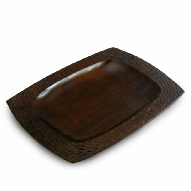 Enrico 3130MH8080 Chocolate Mango Wood Serving Platter