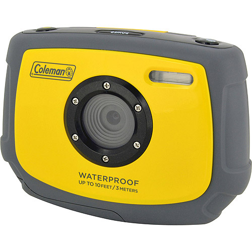 Coleman Xtreme 12.0 Megapixel Underwater Digital and Video Camera