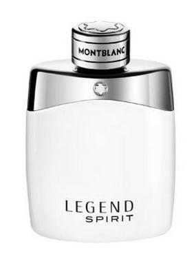 Montblanc Legend Spirit Eau De Toilette Spray, Cologne For Men, 3.3 Oz