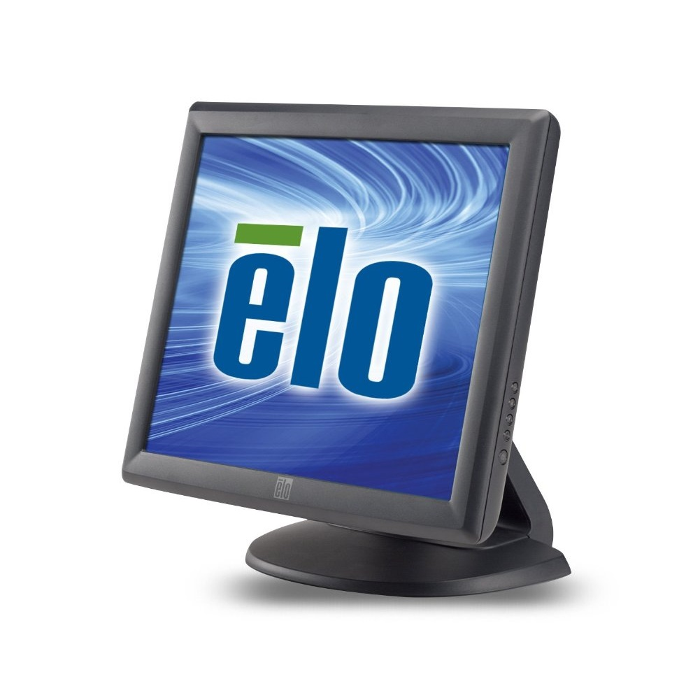 "Elo IntelliTouch 17"" Touchscreen LCD Monitor (1715L Dark Gray)"