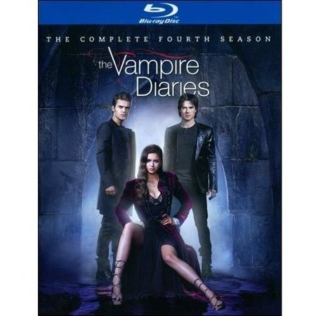 The Vampire Diaries  The Complete Fourth Season  Blu Ray   Widescreen