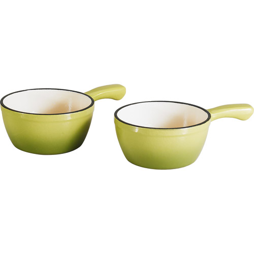 Better Homes&gardens Bhg 2 Pc. French Onion Soup Set - Kiwi