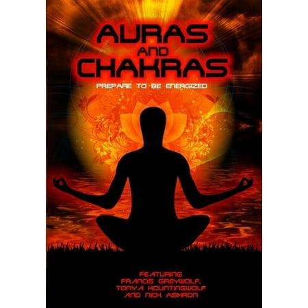 Auras & Chakras: Prepared to be Energized (DVD) (Illuminated Chakras Dvd)