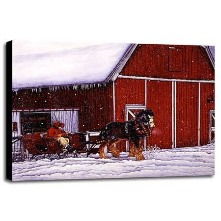 Winston Porter 'Red Barn' Graphic Art Print - Walmart.com on wire lamp, wire connector, wire ball, wire clothing, wire nut, wire cap, wire antenna, wire holder, wire sleeve, wire leads,
