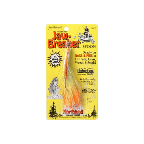Northland Jaw-Breaker Spoon Lure by Generic