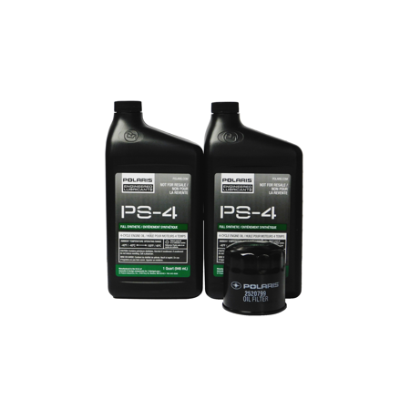 1997-2012 Polaris Scrambler 500 2x4 4x4 OEM Oil Change Kit 2877473 2000 Polaris Scrambler 500