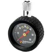 TIRE SHAPED TIRE PRESSURE GAUGE