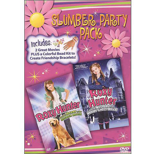 Slumber Party Pack: Roxy Hunter And The Mystery Of The Moody Ghost / Secret Of The Shaman (Widescreen)