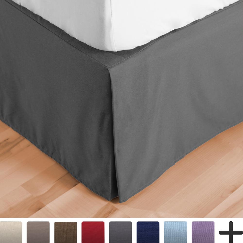 Bed Skirts Dust Ruffles Walmart Com