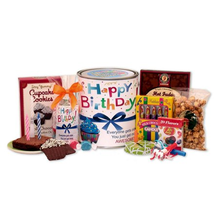 Gift Basket Drop Shipping Have A Happy Birthday Pail
