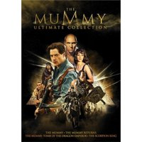 The Mummy Ultimate Collection (DVD)