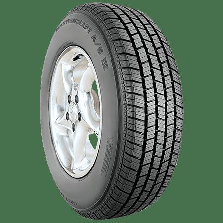 Mastercraft A/S IV 105S Tire P235/75R15 (Truck Tires 205 75r15)