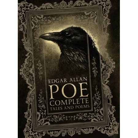 Edgar Allan Poe: Complete Tales and Poems - eBook