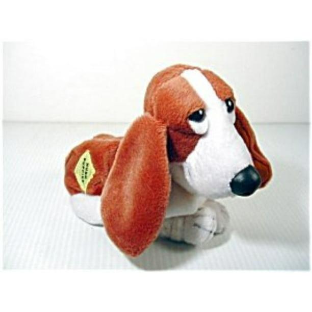 Hush Puppies Bean Bags Beanie Toy Dog 24381 Logo Basset Walmart Com Walmart Com