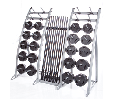 TROY Light Workout Club Pack (20 Weight Sets & Display Rack) | TLS-PAC *New* by