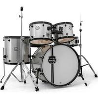 Mapex Voyager Standard Drum Set with Black Hardware Crystal Sparkle