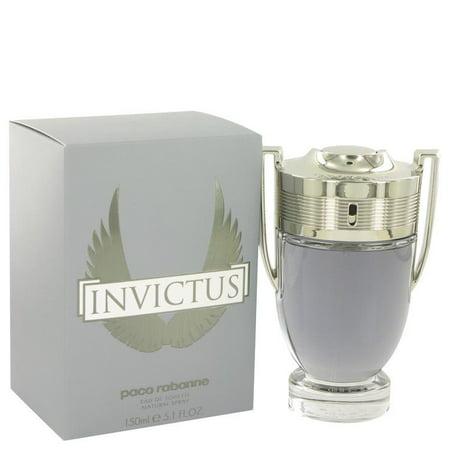Invictus by Paco Rabanne Eau De Toilette Spray 5.1 oz for Men