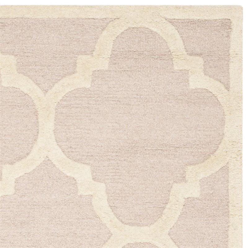 "Safavieh Cambridge 2'6"" X 6' Hand Tufted Wool Rug - image 2 of 3"