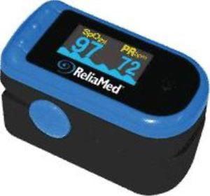 HealthSmart Premium Fingertip Pulse Oximeter