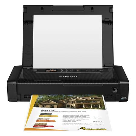 - Epson WorkForce WF-100 Mobile Printer