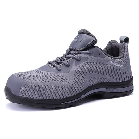 a7700f11790b7 Safety Shoes Steel Toe Work Shoes Industrial & Construction Puncture Proof  Shoes for Men
