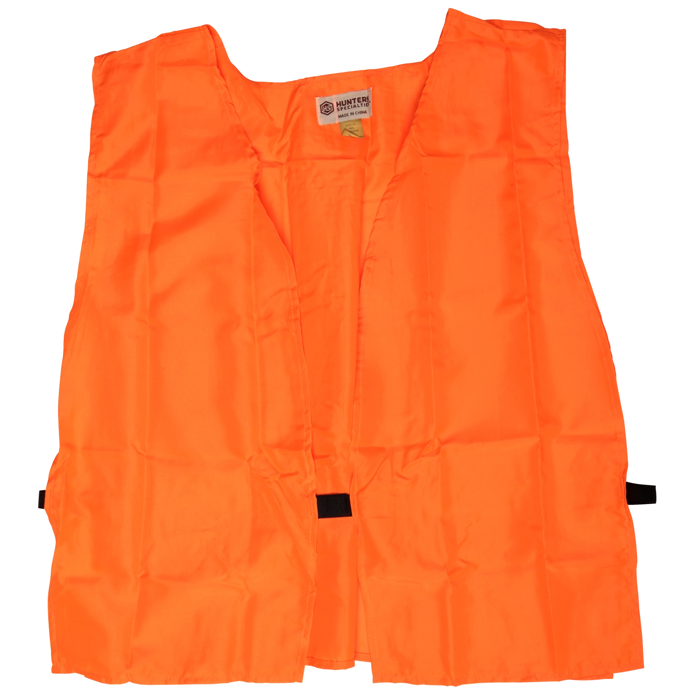 Hunters Specialties Magnum Blaze Orange Safety Vest by Hunter Specialties, Inc.