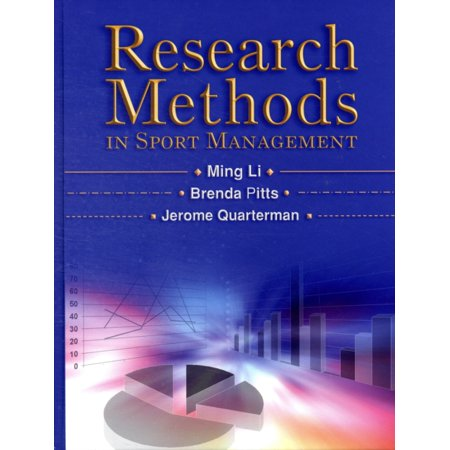 Research Methods In Sports Management Walmart