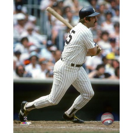 Thurman Munson 1979 Action Photo - 1979 Press Photo