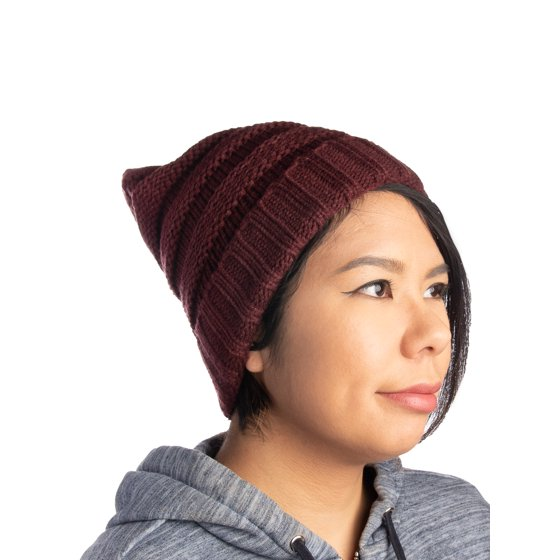 f5b194c7 DG Hill - DG Hill Winter Hat For Women Slouchy Beanie Hat Chunky ...
