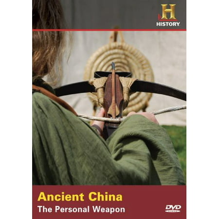 Ancient China: The Personal Weapon (DVD) (Personal Safety Weapons)