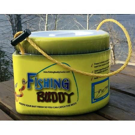 - Fishing Buddy Bait Cooler