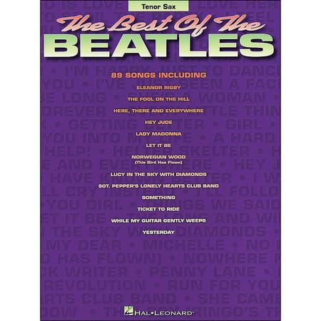 Hal Leonard Best Of The Beatles Tenor Sax (Best Tenor Sax For The Money)