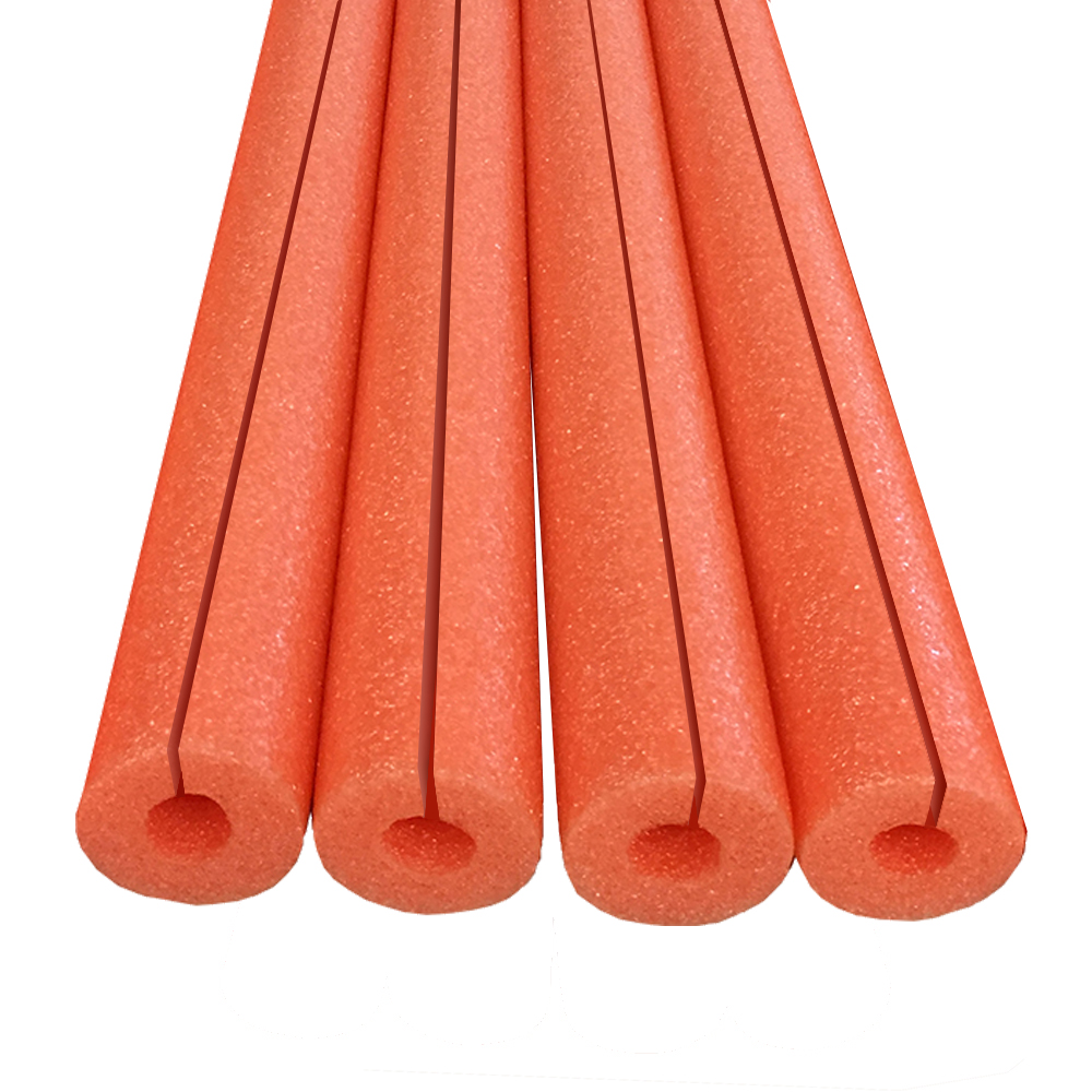 Clamp On Foam Noodles For Padding or Bumpers-Cargo Racks -Made in USA 4 PACK
