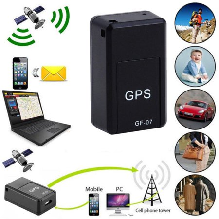 Magnetic Mini Car GPS Tracker Real Time Tracking Locator Device Voice Record Anti-lost