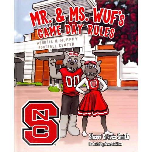Mr. & Mrs. Wuf's Game Day Rules