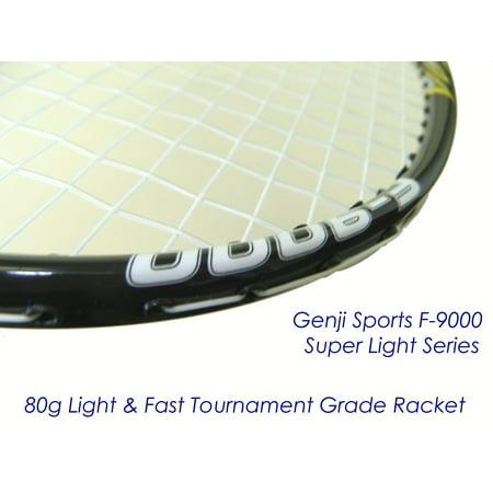Genji Super Light F-9000 Badminton Racket