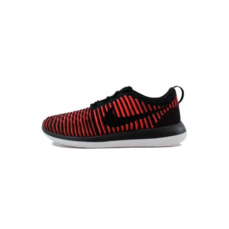 brand new 72fc3 d194b Nike Womens Roshe Two Flyknit Low Top Lace Up Running - image 2 of 2 ...